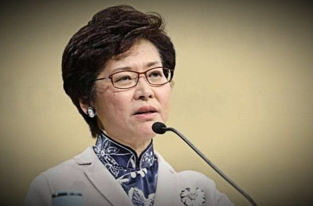 Carrie-Lam-Hong-Kong-Global-Politics-DKODING