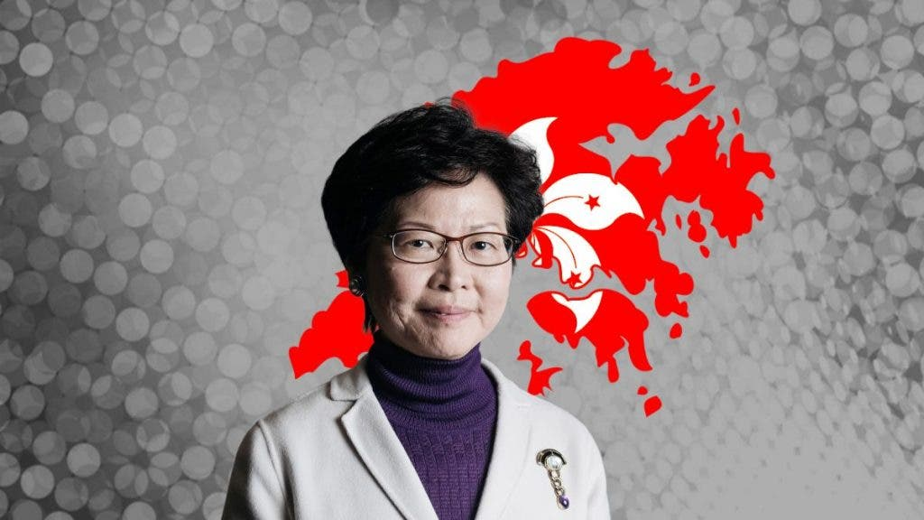 Carrie Lam, Chief Executive of Hong Kong, Richest Heads of States in the World