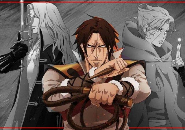 Netflix's Castlevania Season 4 coming back