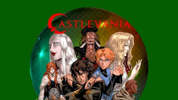 The Vampires Of Castlevania Are Coming Back With Season 4