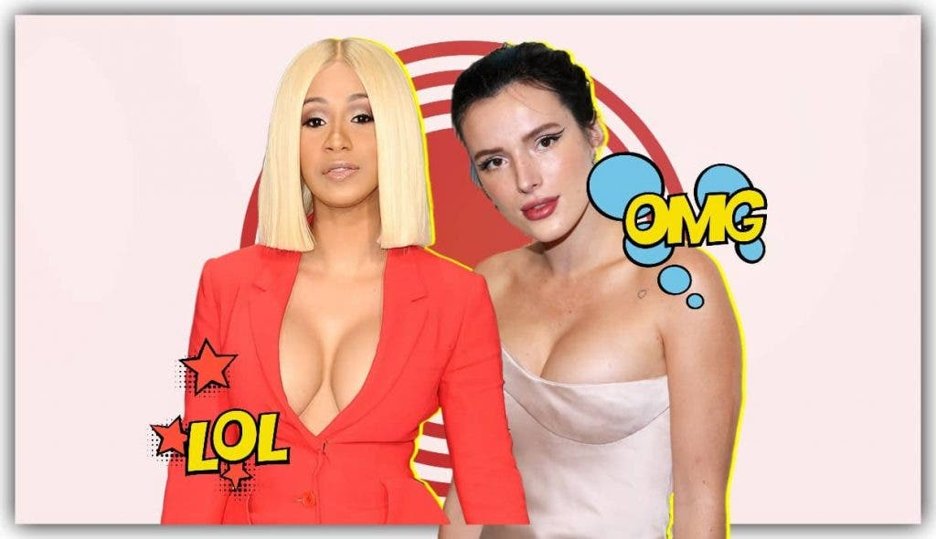 Beyonce, Bella Thorne, Cardi B: List of Celebrities on Adult Site 'OnlyFans'