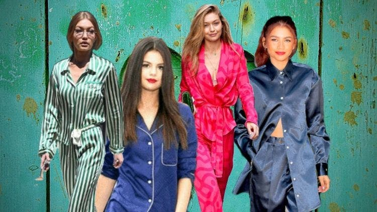 Sexy Celebrity Pajamas Styles That Are Perfect For Quarantine