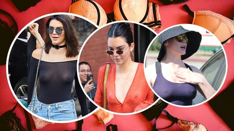 Celebs Setting Trend Free The Nipples and No Bra Is The latest News For Women