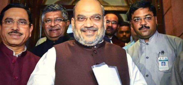 Centre-Notifies-Abrogation-Of-Article-370-In-J-K-India-Politics-DKODING