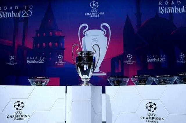 Champions-League-draw-Real-Madrid-to-face-Man-City-Football-Sports-DKODING