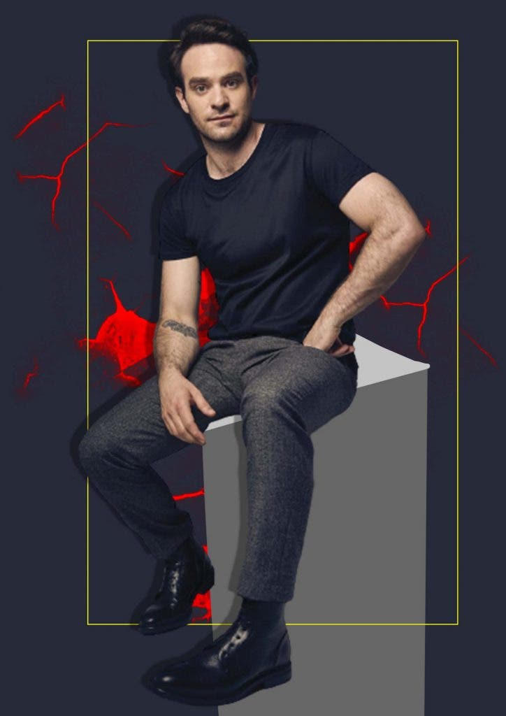 Is Charlie Cox appearing in the new 'Spiderman' movie?