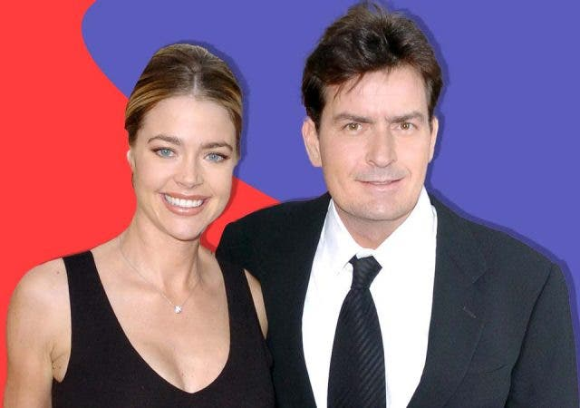 Charlie Sheen and Denise Richards' roller-coaster relationship