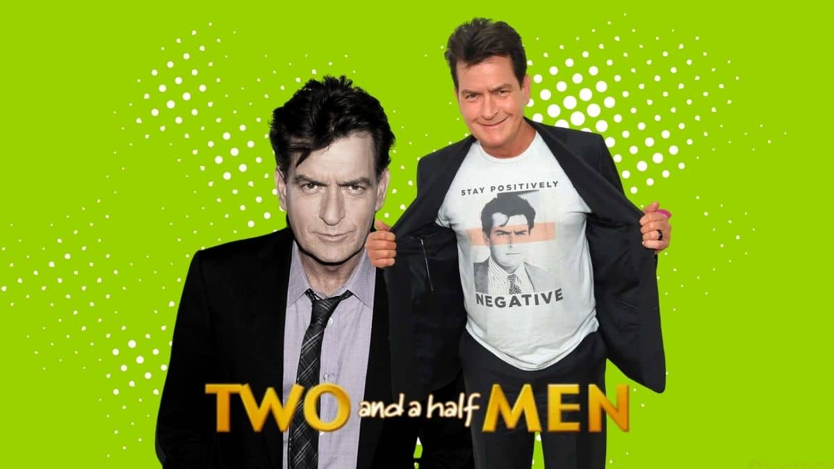 Two and a Half Men end because of Charlie Sheen?