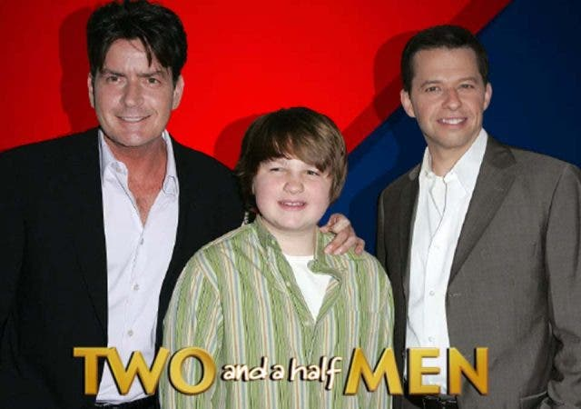 Charlie Two and a Half men Reboot