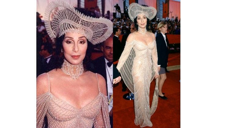 Cher-Oscars-Celebrity-Crazy-Outfit-Fashion-And-Beauty-Lifestyle-DKODING