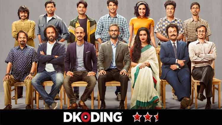 Chhichhore movie review-Bollywood-Entertainment-DKODING