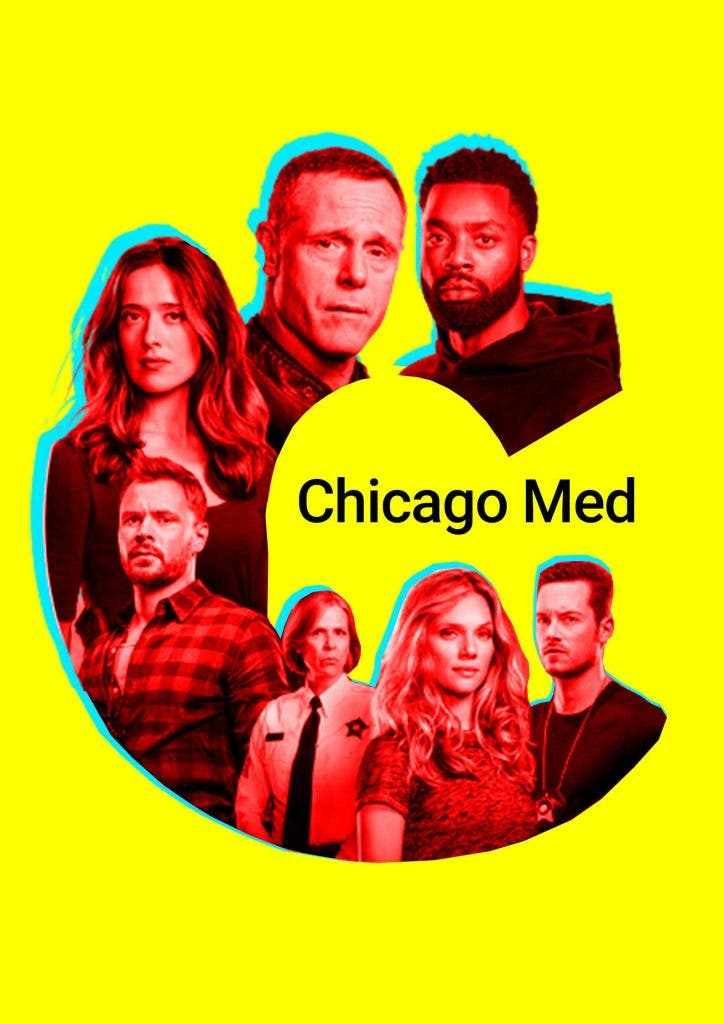 Find out what the 'Chicago Med' captains said about that tender moment!