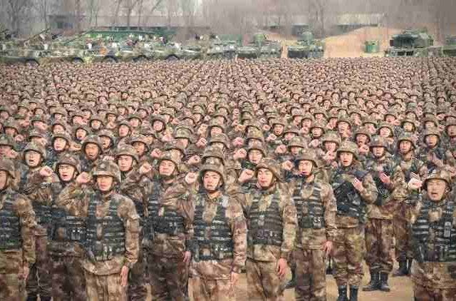 China-Army-Publishes-Self-Lauding-Defence-White-Paper-Global-politics-DKODING