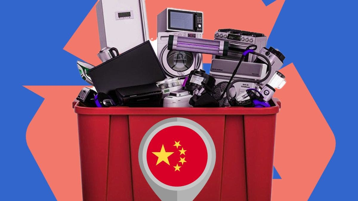 We Dumped Our E-Waste on China, The Chinese Made Billions Out Of It
