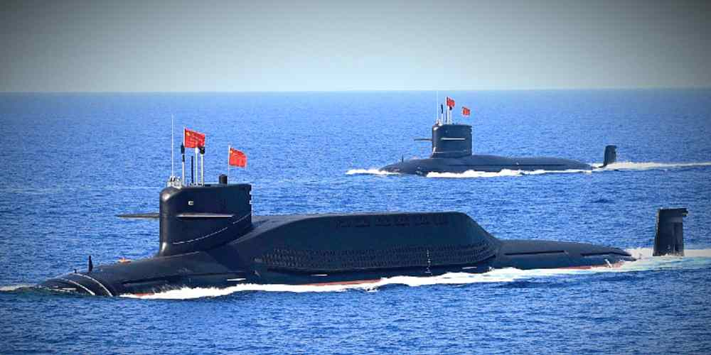 China-Submarines-Chinese missiles-Threaten-American-Bases-Global-Politics-DKODING