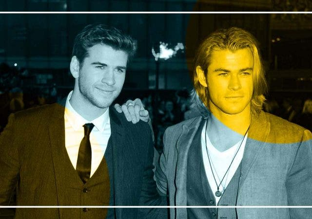 Are Hemsworth brothers, Chris and Liam, feuding?