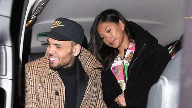 Chris Brown reveals he is pregnant again