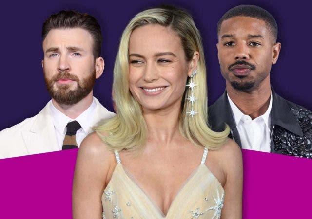 Shocking! Chris Evans and Michael B Jordan were after Brie Larson