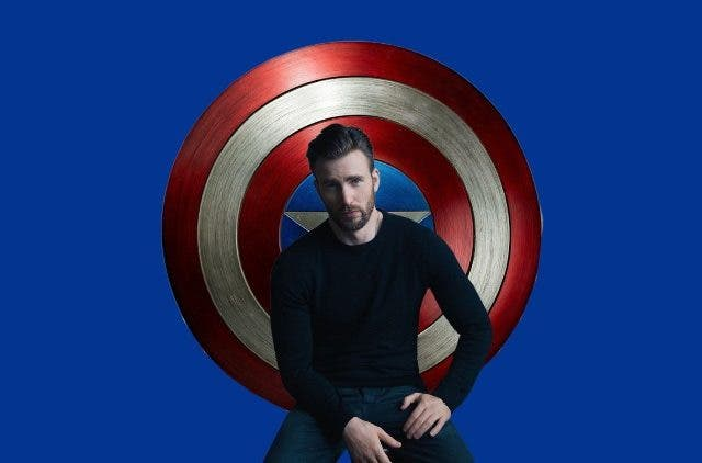 Captain America Chris Evans Marvel