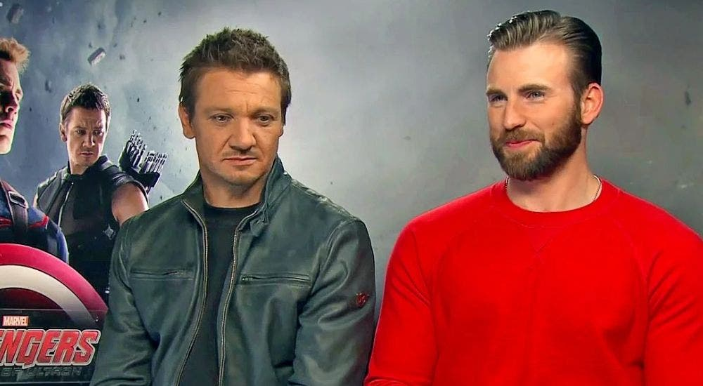 Chris Evans and Jeremy Renner apologized to MCU's fans