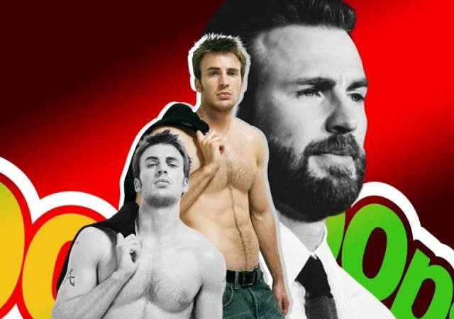 Chris Evans obsession with genitalia and his penis
