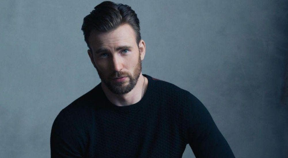 Chris Evans confession for his role in the film