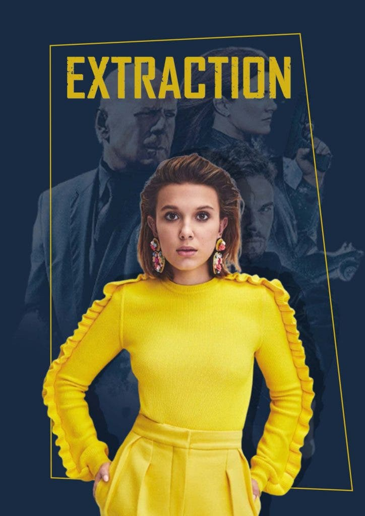 'Extraction' returns with a female-led star cast: Millie Bobby Brown being considered