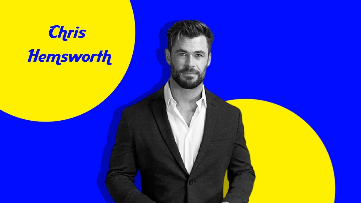Chris Hemsworth can rip anyone apart with his arms