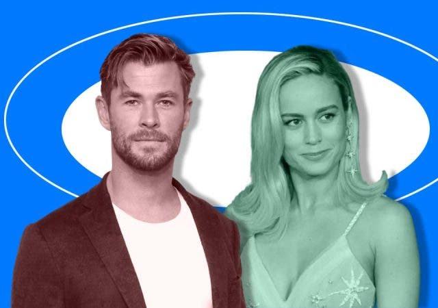Brie Larson is the reason behind Chris Hemsworth feuding with his wife