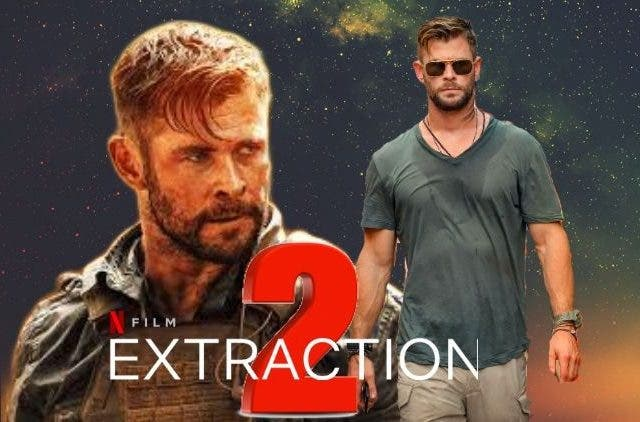Chris Hemsworth Extraction 2