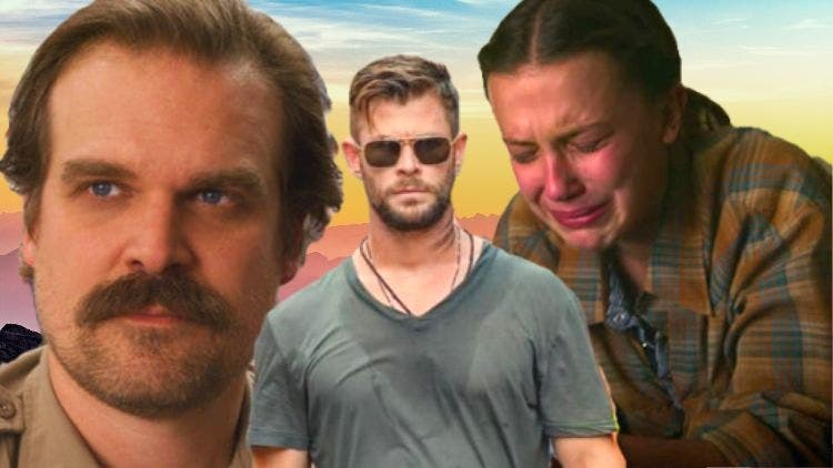 The Most Brutal Face-Off On Stranger Things Season 4: Hopper Shoots Eleven
