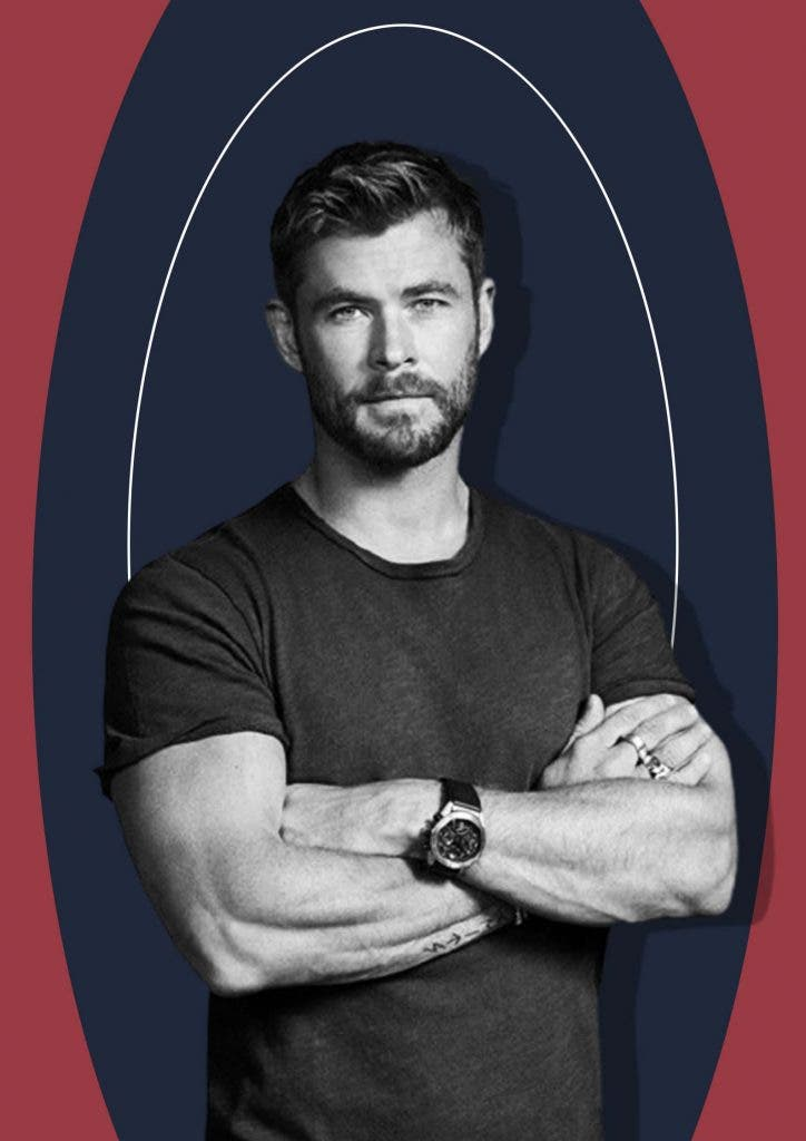 Chris Hemsworth's son does not like Thor and wants to be a DC Superhero