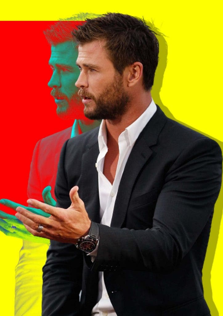 Chris Hemsworth has made his neighbours wary of him by breaking COVID rules