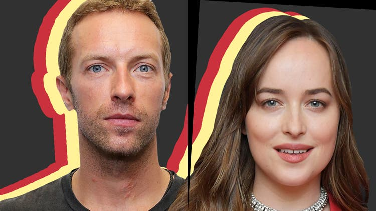 Coldplay singer broke up with Fifty Shades of Grey star, Dakota Johnson