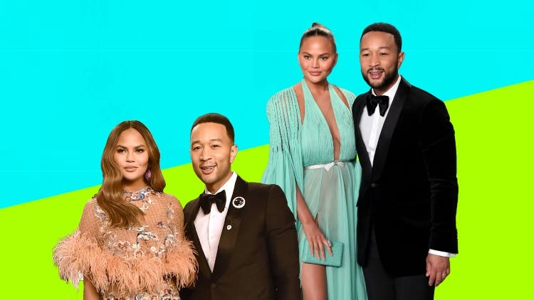 Ridin' WILD: Chrissy Teigen, John Legend Announce Baby 3; Throwback To Their Love Story