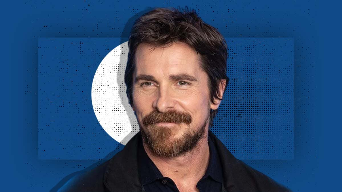 Christian Bale went to war with a US Vice-President for his film