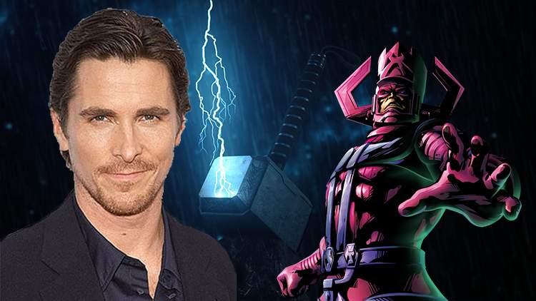 Christian Bale Is Playing Galactus In Thor: Love and Thunder