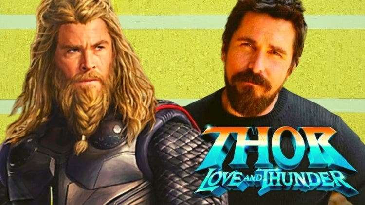 Christian Bale Gears Up To Show His Dark Side In Thor: Love and Thunder