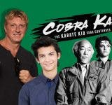 'Cobra Kai' has transform Johnny and Miguel into the new Daniel-san and Mr Miyagi