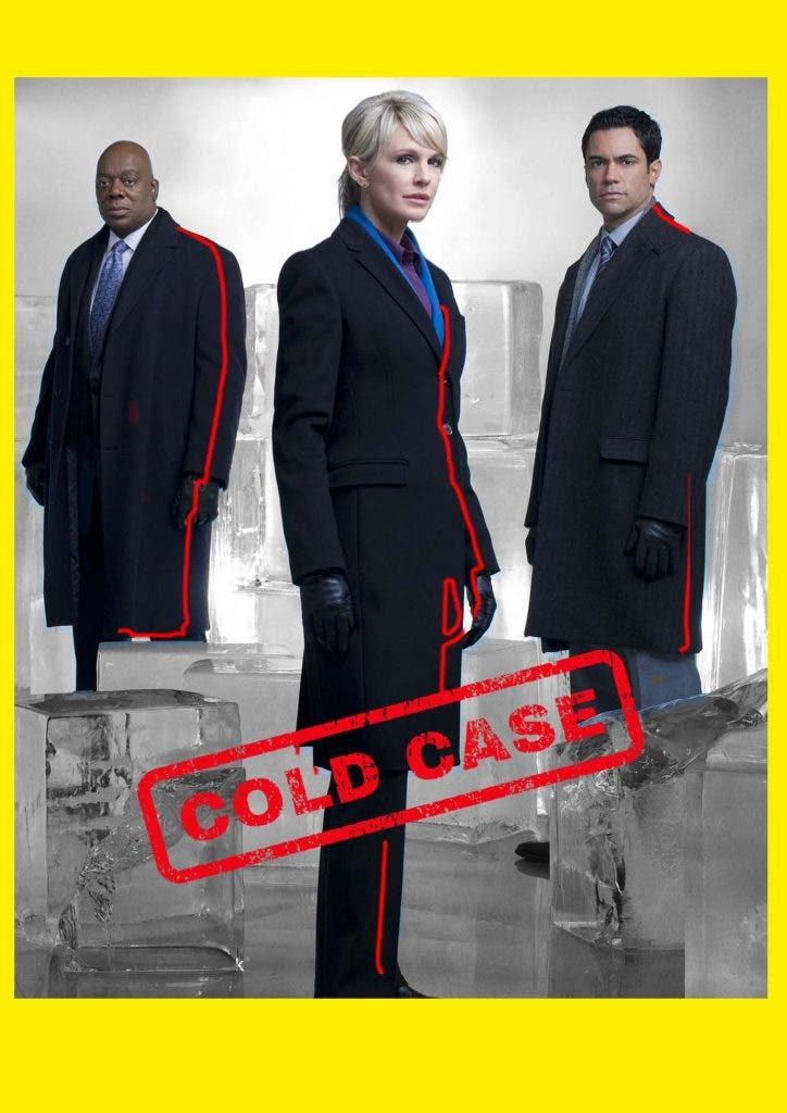 Why was 'Cold Case' cancelled?