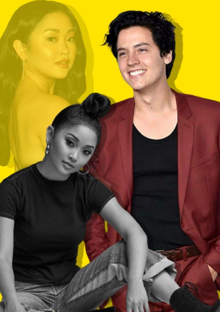 Lana Condor can't wait to romance Cole Sprouse