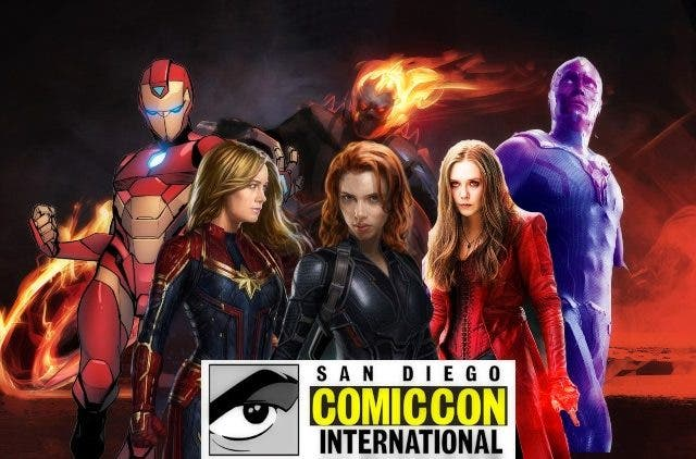 MCU Comicon 2020