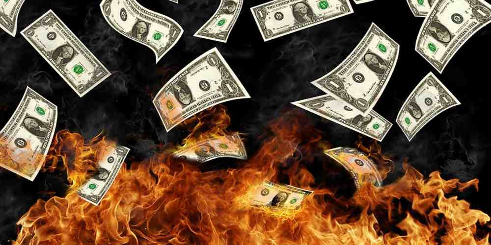 Companies-Burning-Cash-Feature-Newsline-DKODING