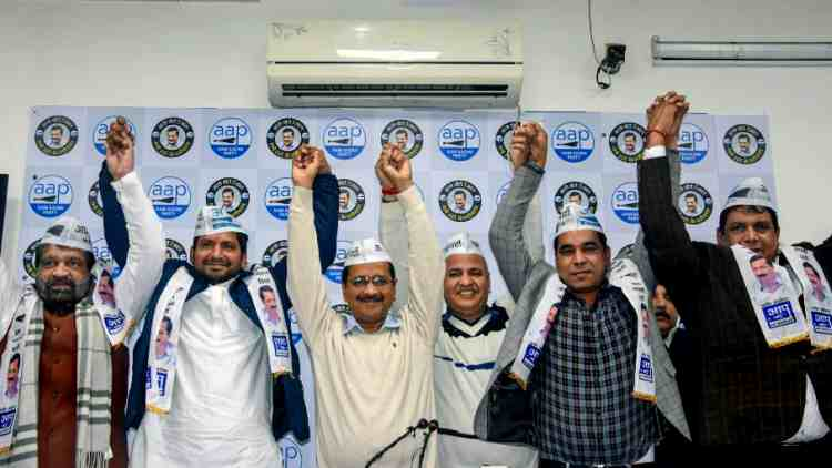 Congress and BSP Stalwarts Join AAP Ahead Of Delhi Elections 2020