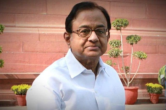 Congress-P-Chidambaram-CBI-Custody-India-Politics-DKODING