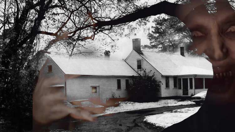 Ghosthunters to film a 2-hour show at real-life Conjuring house