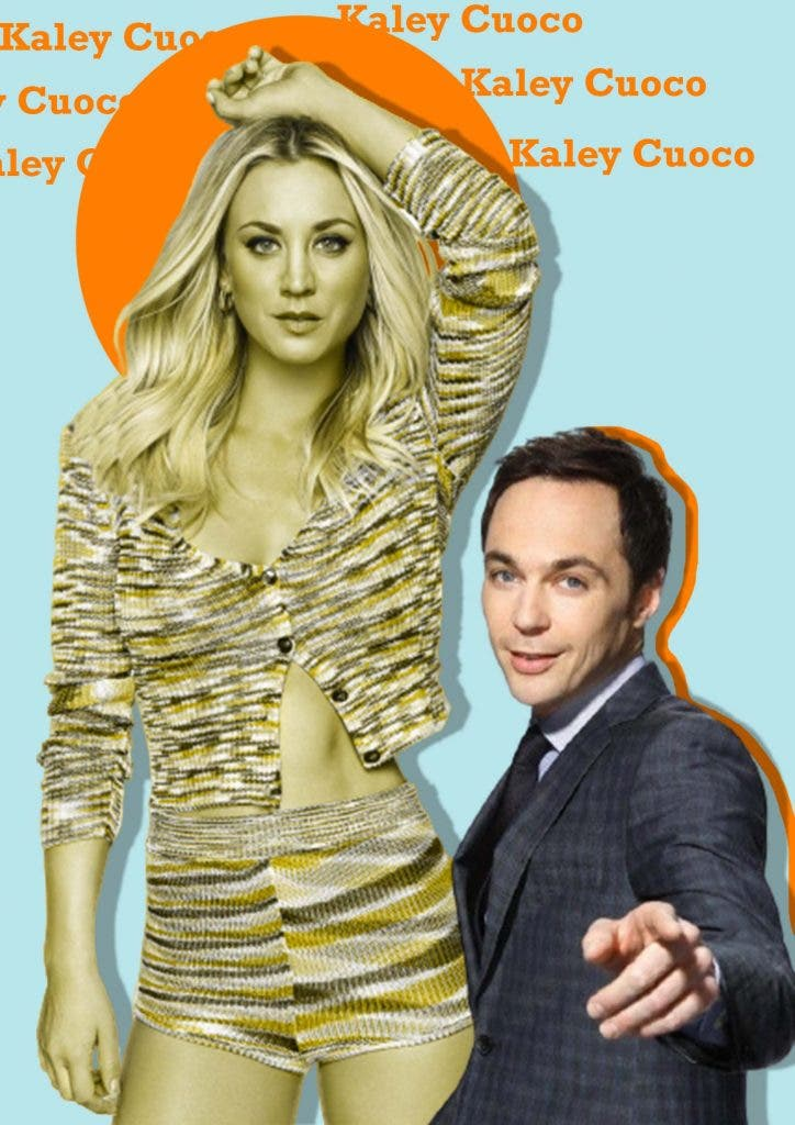 The secret connection between Kaley Cuoco and Jim Parsons