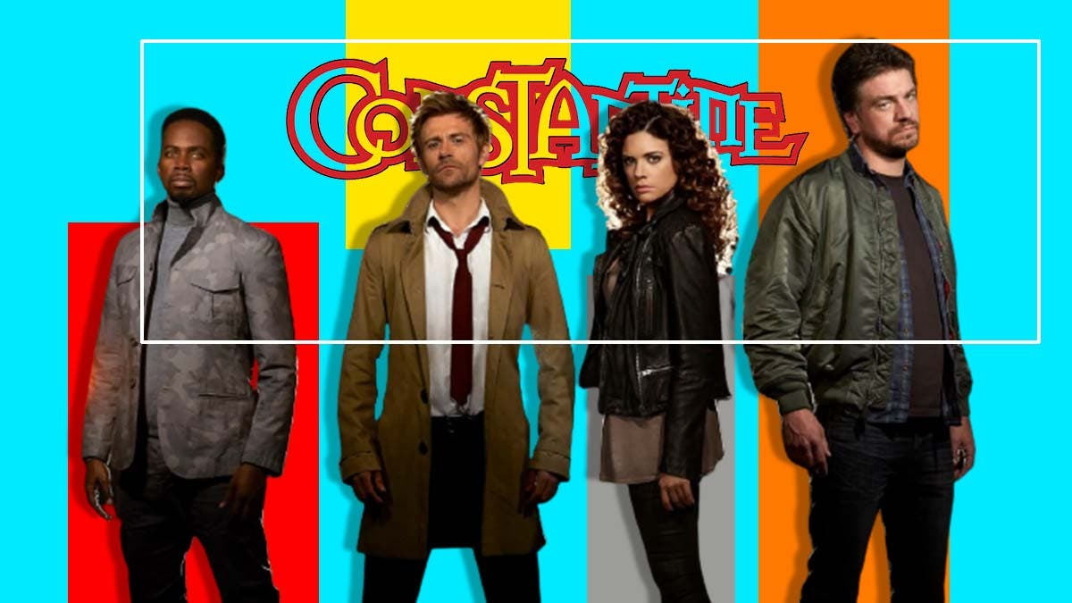 'Constantine' is back! HBO Max is rebooting the series