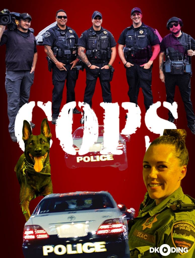 Cops: What it was meant to be and what it became!