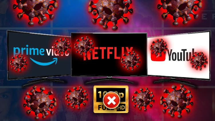 Coronavirus Is Breaking The Internet — YouTube, Netflix Amazon Reduce Quality